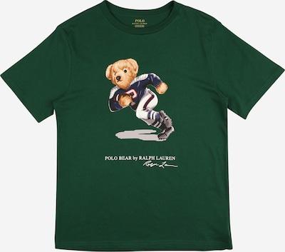 POLO RALPH LAUREN Shirt in de kleur Donkergroen, Productweergave