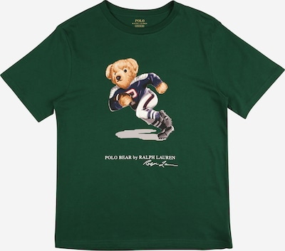 POLO RALPH LAUREN Tričko - tmavě zelená, Produkt