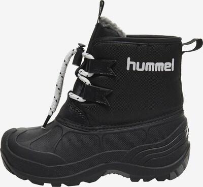 Hummel Winterboot in schwarz / weiß, Produktansicht