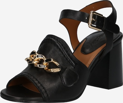 See by Chloé Sandále 'Mahe' - zlatá / čierna, Produkt
