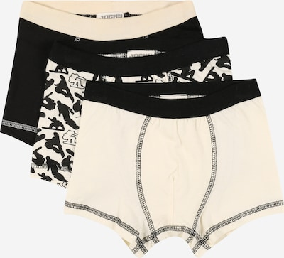 JACKY Underpants in Black / natural white, Item view