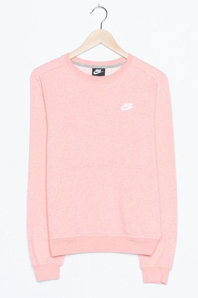 NIKE Sweatshirt in L-XL in rosa, Produktansicht