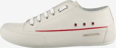 Candice Cooper Sneaker in weiß, Produktansicht