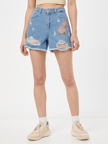 ONLY Jeans 'Kelly' in Blauw