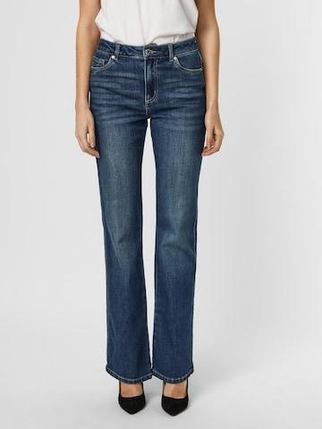 VERO MODA Jeans 'Saga' in Blauw