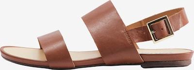 usha BLUE LABEL Sandale in chamois, Produktansicht