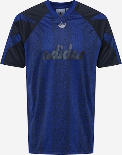 ADIDAS ORIGINALS T-Shirt in marine / schwarz / weiß, Produktansicht