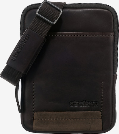 STRELLSON Tasche in dunkelbraun, Produktansicht