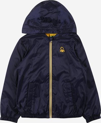 UNITED COLORS OF BENETTON Prijelazna jakna u noćno plava, Pregled proizvoda
