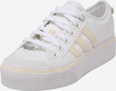 ADIDAS ORIGINALS Sneaker in beige / weiß, Produktansicht