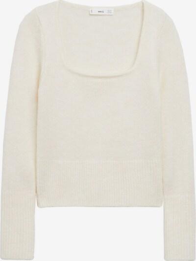 MANGO Pullover in beige, Produktansicht
