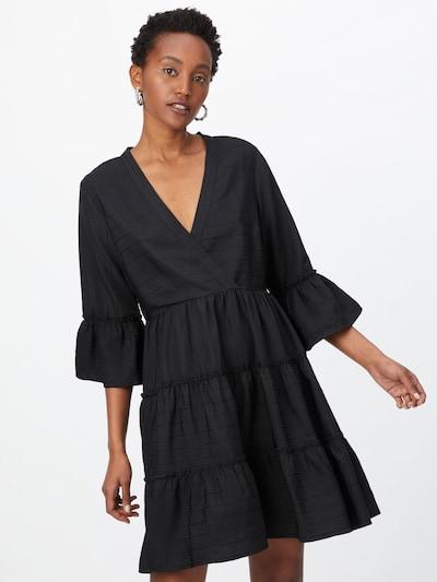 Rochie 'Etna' VILA pe negru, Vizualizare model