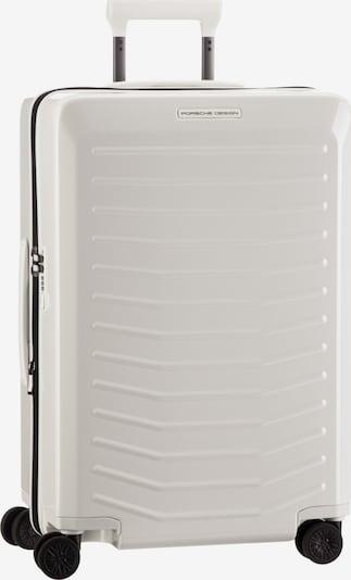 Porsche Design Trolley in weiß, Produktansicht