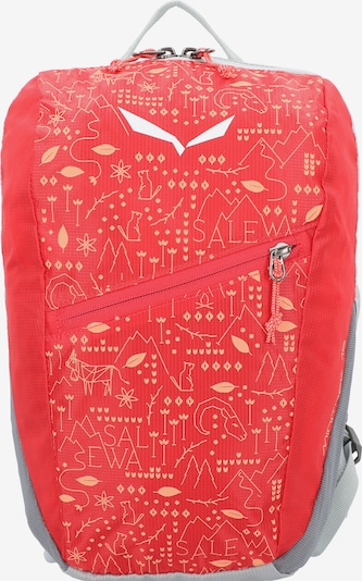 SALEWA Rucksack in rot, Produktansicht