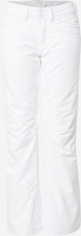 ROXY Παντελόνι πεζοπορίας 'BACKYARD' σε λευκό