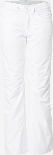 ROXY Outdoorhose 'BACKYARD' en blanc, Vue avec produit
