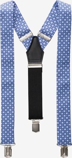 ETERNA Hosenträger in blau / weiß, Produktansicht