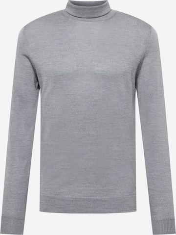 STRELLSON Pullover 'Marek' in Grau