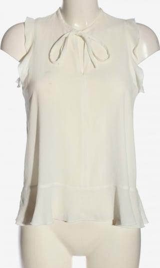 King Kong ärmellose Bluse in L in wollweiß, Produktansicht