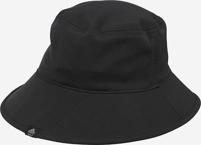 adidas Golf Спортна шапка с малка периферия в черно, Преглед на продукта