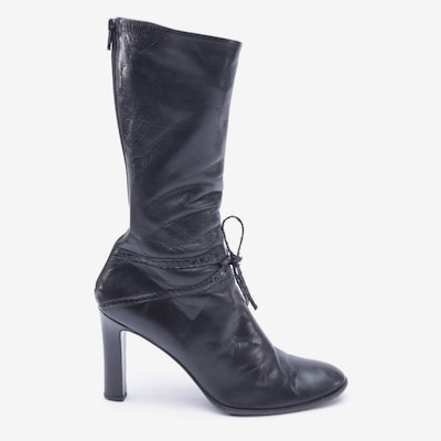 JIL SANDER Dress Boots in 39 in Black, Item view