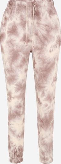 Pieces Petite Hose 'Hill' in beige / rosa, Produktansicht