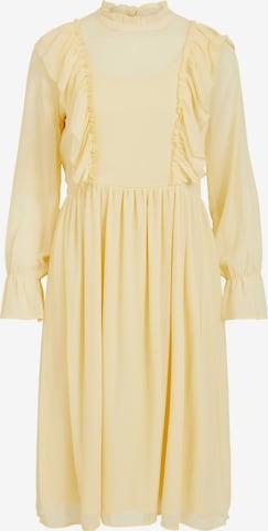 VILA Dress 'Ashlynn' in Yellow