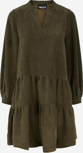 PIECES Kleid in khaki, Produktansicht