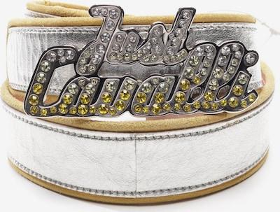 Just Cavalli Gürtel in S in gelb / silber, Produktansicht