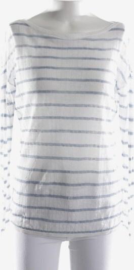 POLO RALPH LAUREN Pullover / Strickjacke in S in weiß, Produktansicht