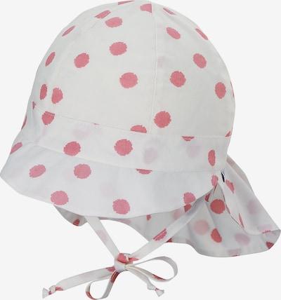 STERNTALER Hut in pink / weiß, Produktansicht