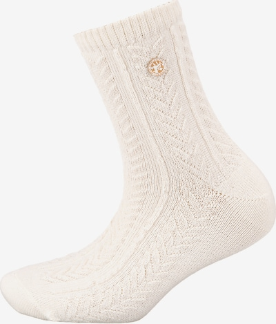 BIRKENSTOCK Socken in creme, Produktansicht