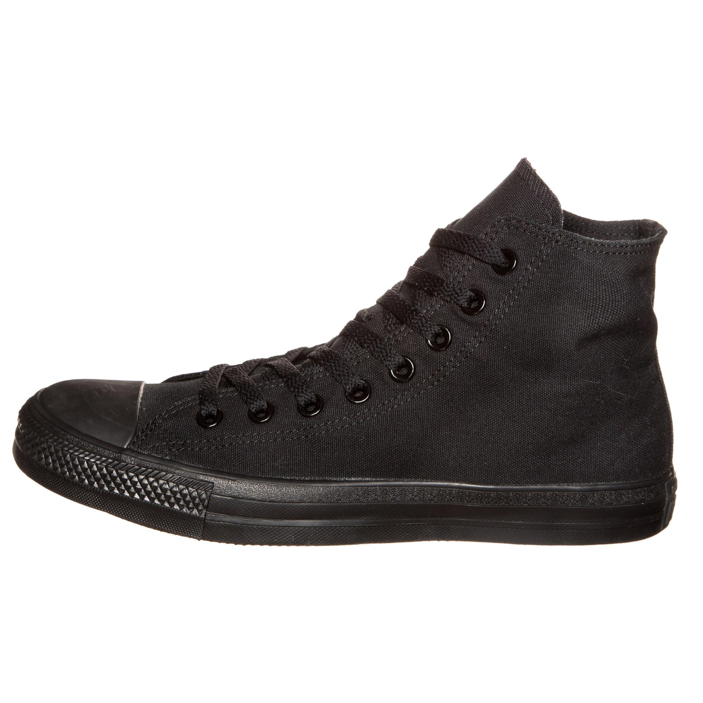 CONVERSE Hög sneaker 'CTAS' i svart
