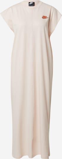 Nike Sportswear Kleid in pastellorange, Produktansicht