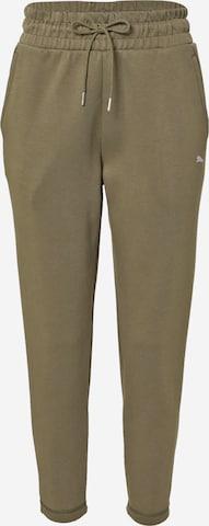 PUMA - Pantalón deportivo 'Evostripe' en verde