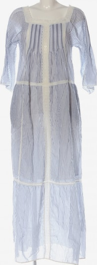 PAUL & JOE SISTER Maxikleid in S in blau / weiß, Produktansicht