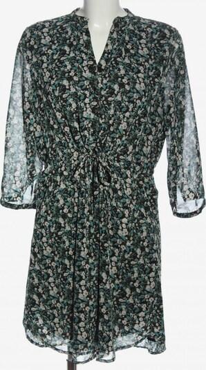 Pigalle Langarmkleid in XL in türkis / schwarz / weiß, Produktansicht