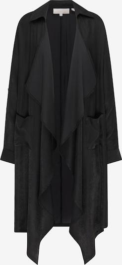 RISA Tussenjas in de kleur Zwart gemêleerd, Productweergave