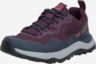 THE NORTH FACE Sportschuh in navy / burgunder, Produktansicht