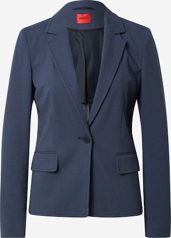 HUGO Blazer 'Asiras' in Blau