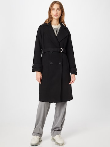 ABOUT YOU Winter Coat 'Lavina' in Black