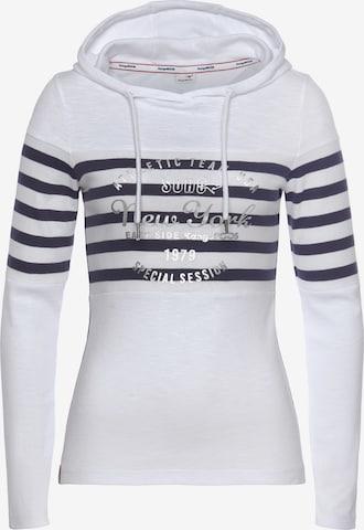 KangaROOS Sweatshirt in White