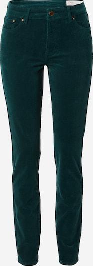 s.Oliver Pantalon en vert foncé, Vue avec produit