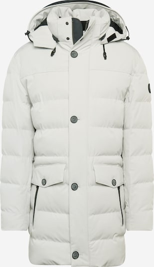 bugatti Winterjas in de kleur Zwart / Wit, Productweergave