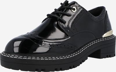 Pantofi cu șireturi River Island pe negru, Vizualizare produs