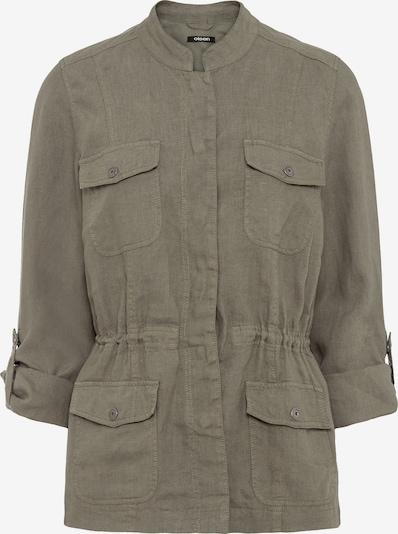Olsen Übergangsjacke in khaki, Produktansicht