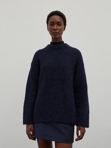 EDITED Pullover 'Elyse' in Blau