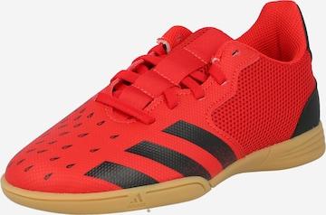 ADIDAS PERFORMANCE Sports shoe 'Predator Freak.4' in Red