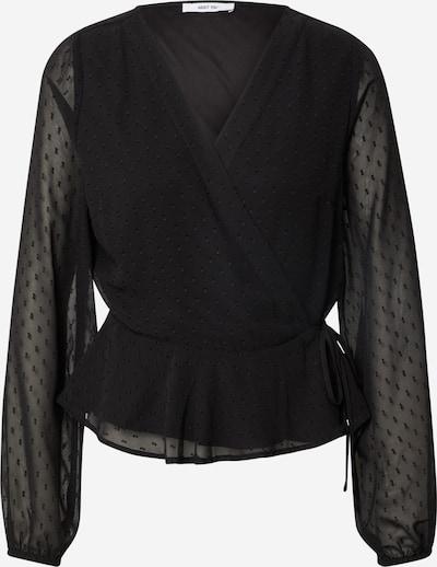 ABOUT YOU Bluse 'Linn' in schwarz, Produktansicht