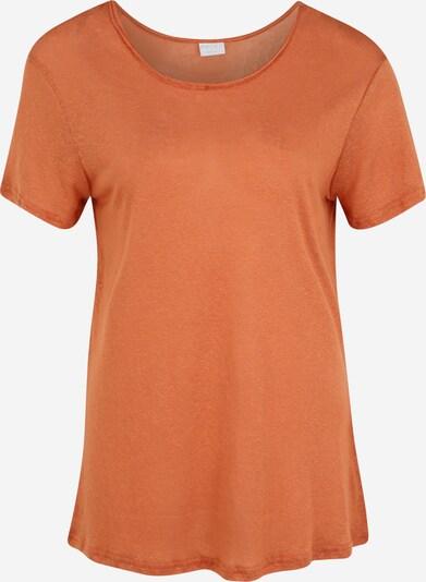 MAMALICIOUS T-shirt 'SORAYA' en orange, Vue avec produit